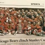 chicago bears stanley cup