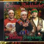 chicago blackhawks holiday sing-a-long