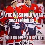 chicago blackhawks meme