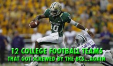 Bowl Snubs 2011: 12 College Football Teams That Got Screwed By The BCS