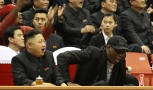 Human Rights Group Starts Petition To Get Dennis Rodman Out of Hall of Fame For Dealing With North Korea (VIDEO)
