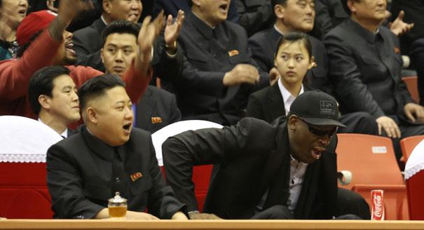 Dennis Rodman: 'People don't see … the good side' of North Korea