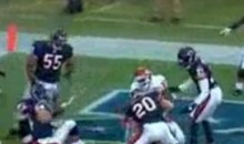 The Only Touchdown From The Bears vs. Chiefs Came On This Wild Hail Mary (Video)