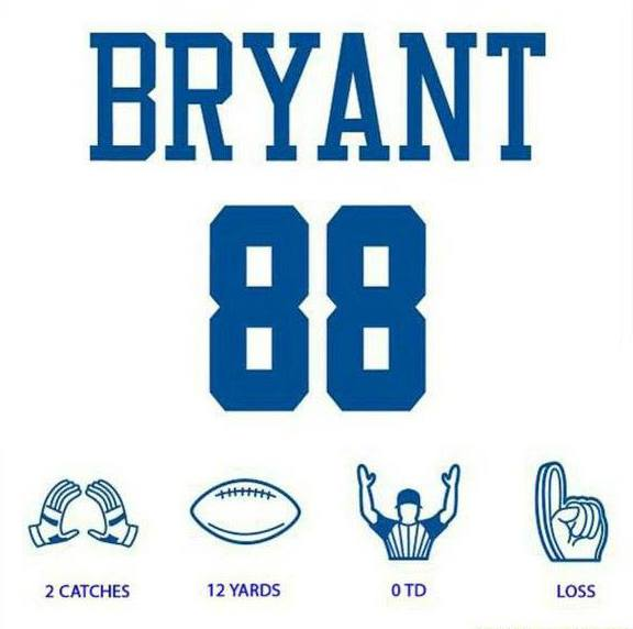 Dez Bryant Had A Great Day!