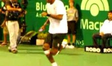 Gael Monfils Is Party Rockin' In Buenos Aires (Video)