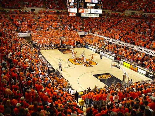 11 Most Incredible Places To Watch College Basketball