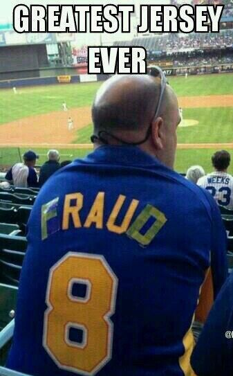 Greatest Jersey Ever!