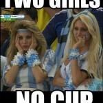 hot argentina fans