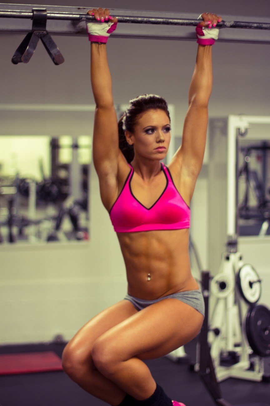 The Perfect Chin-Up!