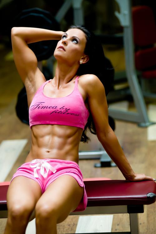 Incredible Abs!