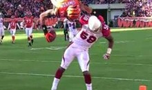 Jerome Simpson's Front Flip Touchdown Is The Play Of The Year (Video)