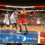 Chicago Bulls joakim noah ankle injury