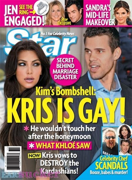 kris is gay