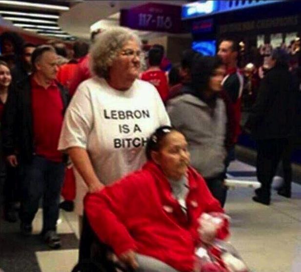 Nice T-Shirt Granny!!!