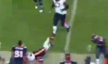 Jesus Pushed Marion Barber Out Of Bounds Because Tim Tebow Told Him To (Video)