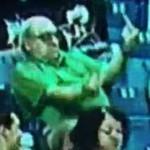 marshall fan finger dance