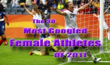 The 30 Most Googled Female Athletes Of 2011