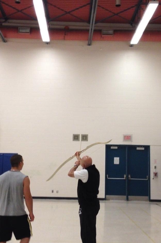 Get This Gym Teacher a Raise!
