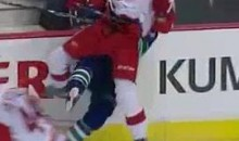 The Niklas Kronwall Hit Parade Continues (Video)