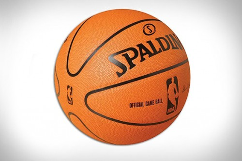 2006 NBA microfiber game ball