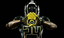 The Oregon Ducks' 2012 Rose Bowl Uniforms (Pics)