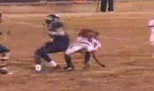 High School Footballer Petey Williams Performs Unreal Juke (Video)