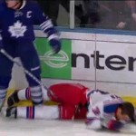 phaneuf hit on sauer