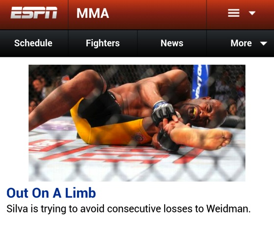Really ESPN???