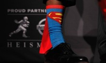 Picture Of The Day: Robert Griffin III's Superman Socks