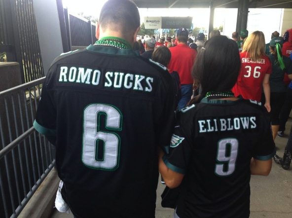 Now Those Are Jerseys!