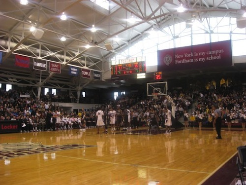 rose hill gymnasium fordham