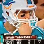 ryan tannehill picking his nose