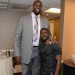 shaq and kevin heart face swap meme