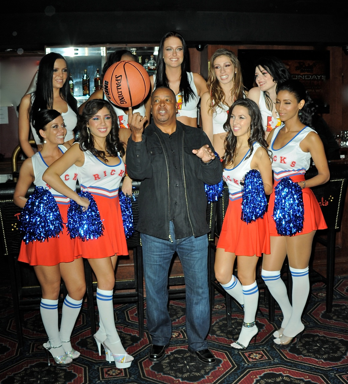 Spud Webb To Coach Rick s Cabaret New York Stripper Basketball Team