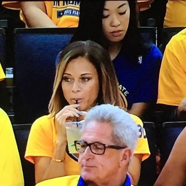 Stephen Curry's Mom…