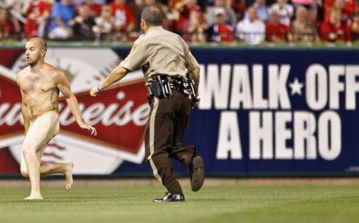 Walk Off A Hero…