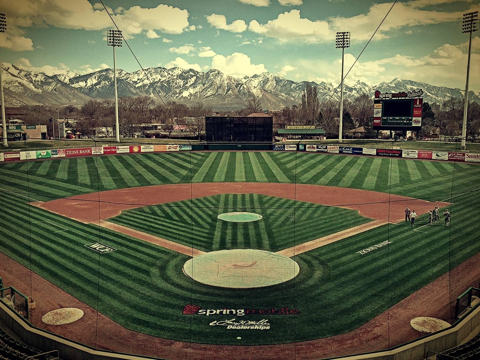 What A Ballpark!