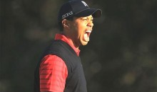 Tiger Woods Channels His Inner LL Cool J Following Victory (Video)