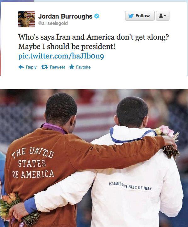True Sportsmanship!