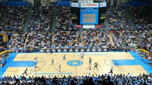 ucla pauley pavillion