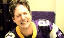 It Sure Does Suck To Be A Vikings Fan (Video)