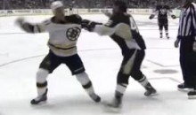 Frozen Fisticuffs Fight Of The Night — Vitale vs. Campbell — 12/5/11