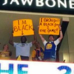 warrior fans troll clippers owner donald sterling