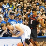 weirdest photo in the history of college basketball