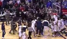 Xavier And Cincinnati Players Brawl At Crosstown Shootout (Video)