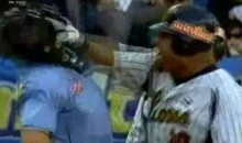 Yorvit Torrealba Suspended In Venezuela For Punching Umpire In Face (Video)