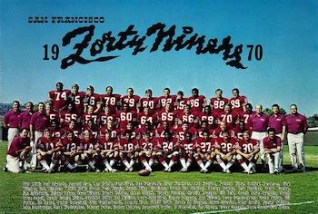 1970 49ers