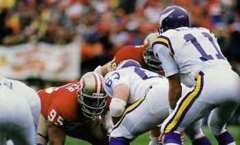 1987 Vikings 49ers