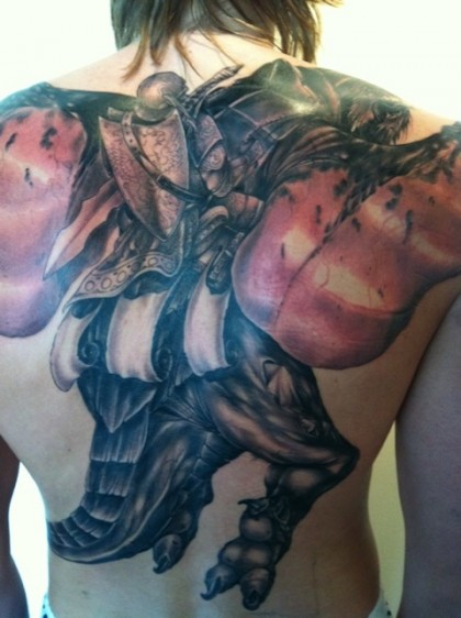 andrei kirilenko world of warcraft tattoo