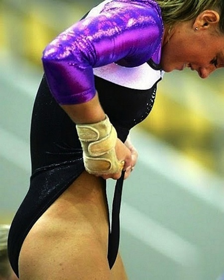 gymnast exposure